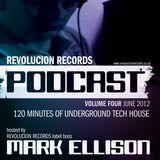 REVOLUCON RECORDS Podcast - Volume 5