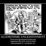 Algorithmic Enlightenment @ Kokopelli
