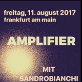sandrobianchi @amp bar frankfurt 11.08.2017