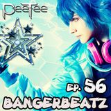 "New Electro & House Dance Club Mix | PeeTee ""Bangerbeatz"" Ep.56"