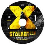 VA - STALKER 2.18: FLASHBACK - X Years Of Stalker Mix (2018)
