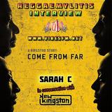 New Kingston Interview with Sarah C, Reggaemylitis Show, Vibes FM