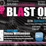 Blast Off  Guest Mix Danny Williamson -July 2013