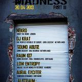 Raum 107 - Industrial Madness III @130BPM / Diskoschrottplatz Podcast