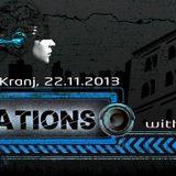CITIZEN KAIN @ REVELATIONS, BAZEN Kranj 22.11.2013