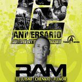 Chenkio - Live harmony Trance 12 Aniversario@Specka Club, Madrid 11Feb17