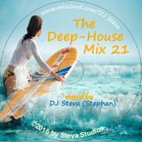 The DeepHouseMix No. 21 - 70 Minutes Nonstop DJ-Mix - Enjoy ...and don`t forget to FAVORITE :-)  THX