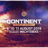 Caine @ The Qontinent 2019 - Warm-Up Mix