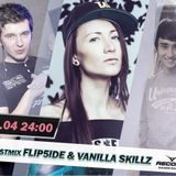 FLIP5IDE & VANILLA SKILLZ on Lady Waks Radioshow - Record Club #277 (23-04-2014)