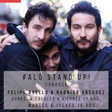 ALÓ STAND UP - PROGRAMA 77