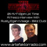 THE SYNTH WAVE SHOW 'RUSTY EGAN INTERVIEW' (SWS31)
