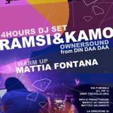 Ramsi & Kamo (Owner Sound)@Guendalina/Diamond 25-11-11