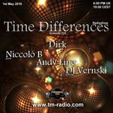 Andy Line - Guest Mix - Time Differences 208 (1st May 2016) on TM-Radio