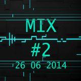 ELECTRO HOUSE MIX #2 (26-06-14)