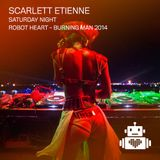Robot Heart - Scarlett Etienne - Burn Night 2014