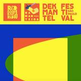 Festiva Dekmantel 2017 - Na Manteiga & Red Ligh Radio - Dj Formiga [live set]