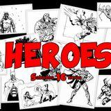 Héroes 12 - 12 - 2015 en Radio La Bici
