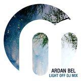 Ardan Bel (aka Humantronic) Light Off Deep Dj mix October 2012