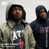 Scary Things w/ Bempah & JK - 28th August 2018