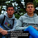 Digital Punks - Brokendubz podcast007