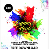 @DJCLI Summer Heat 2018 (CLEAN VERSION)
