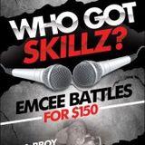 Who Got Skillz? Promo mix