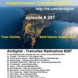 Airdigital - Trancefan Radioshow #297 2017-04-28