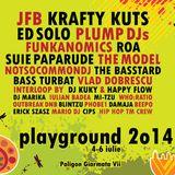 Playground 2o14 promo mix