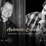 Anderson & Brenda Weekend in Lithuania 2018 - Sunday Party