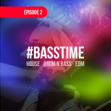 Basstime Podcast - Episode 2 // 60 minutes of House, D&B and Bass