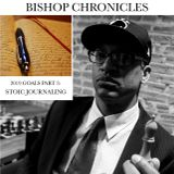 BISHOP CHRONICLES : 2019 GOALS – STOIC JOURNALING