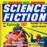 The Hoarders' Vinyl Emporium 187 - Science Fiction'