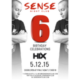 Sense Nightclub 6th Birthday Power Mix