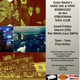 Streatham Soul Club Live Set 25.03.16 P2