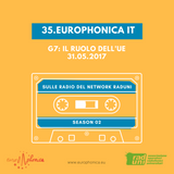 G7 & EUROPA: QUESTIONE DI SGUARDI 31.05.2017