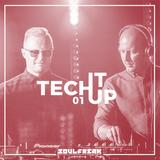 Soulfreak Kollektiv - Tech It Up 01