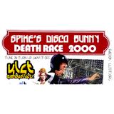Disco Bunny Death Race 2000 - Recorded Live on 103.5 KLST - radiokallisti.org