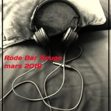 Rode Bar rouge Mars 2019