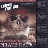 Dj Doc Tone - Pirate Radio (Crowd Control) 19.06.06 (Planet Black Beats)