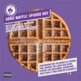 Sonic Waffle 003: Ruckspin aka Dom Howard of Submotion Orchestra (Again)