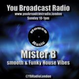 Mister B Brings 'Deep In The Funky Mix Pt 5'