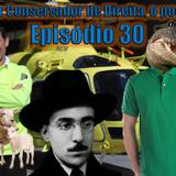 Episódio 30: Dr. António Peças, censura do Dr. Fernando Pessoa, Festival Risorius
