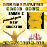 Reggaemylitis Radio Show ft Special Guest interview with New Kingston