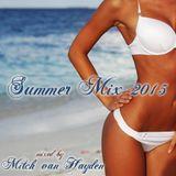 Summer 2015 - Deep House Mega Mix