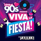 Napo @ Viva la Fiesta, Love the 90´s, Fabrik, Madrid (2017)