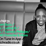 Music Without A Pause Show - 17th April with @not3sofficial #MWAP on Shoreditch Radio