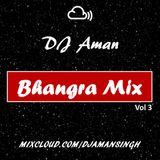 Bhangra Mix Vol 3 @ DJAMAN
