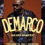 Demarco promo mix by Jah Ark Manifest sound
