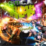 SOCA JUMP OFF FREE STYLE  MIX BY DJ STEEL OF JUNYAHVILLE CREW