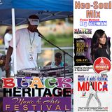 Neo-Soul Mix .............(Houston Black Heritage Music & Arts Festival September 17, 2016)